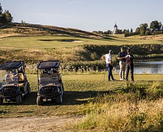 Tech- Startup skal erobre golfsporten med IoT