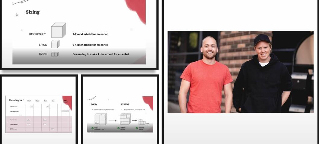 Kurs: Slik setter du en optimal selskapsstruktur som gir tydelig retning og fart, basert på OKR og Scrum