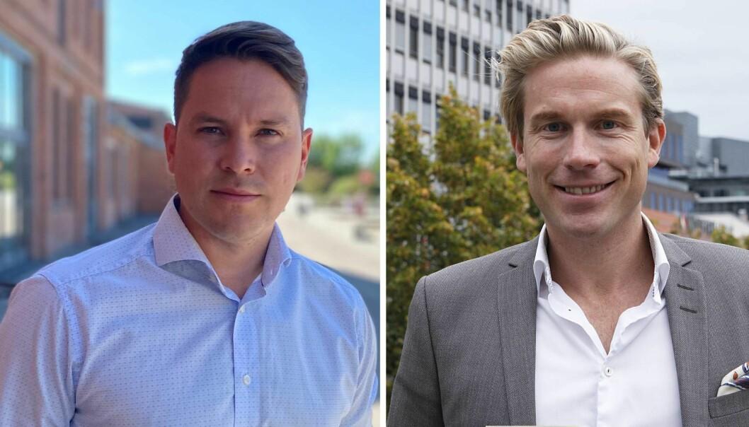 Stefan Astroza, analysesjef i Cicero Consulting og tidligere Sbanken-profil Christoffer Hernæs ble begge overrasket over at DNB legger bud på Sbanken