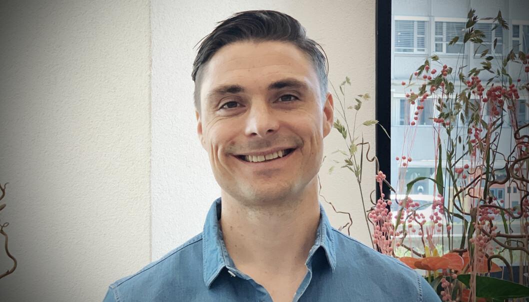 Kristian Øvsthus i Idekapital.