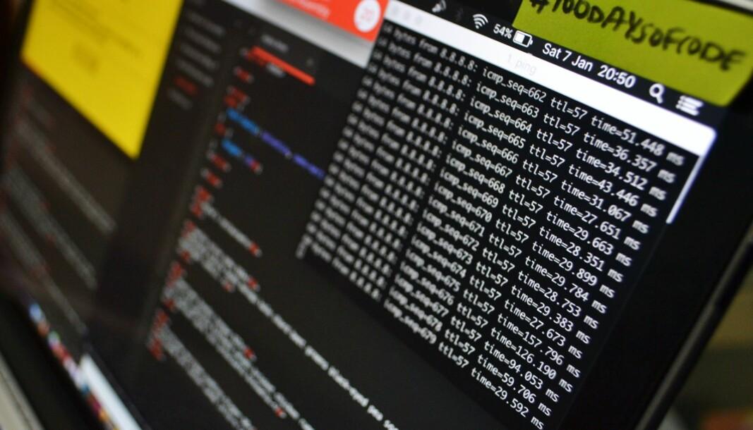 Med low/no-code blir behovet for tradisjonell koding mindre.