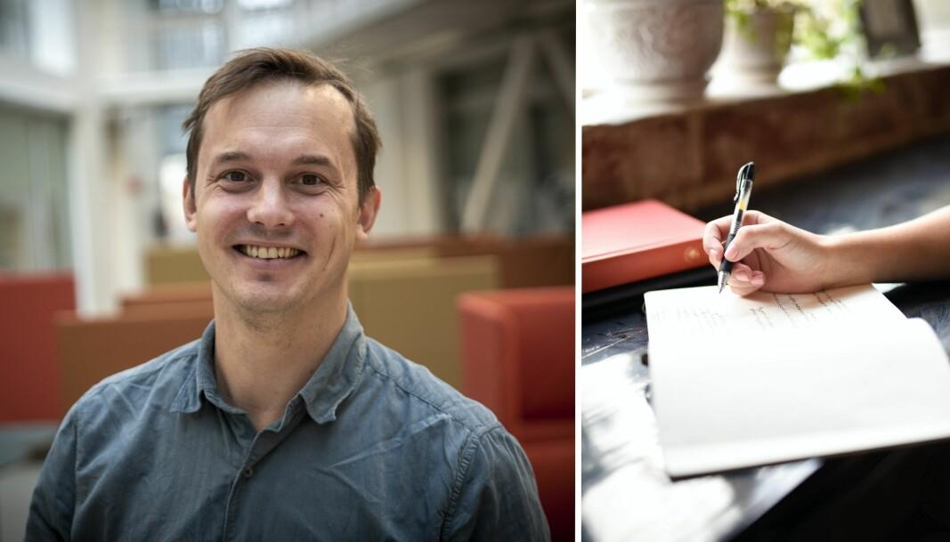 Oliver Halvorsrød, daglig leder i Entrepedia, deler sine beste tips til søknadsprosessen for å få tilskudd fra Innovasjon Norge.
