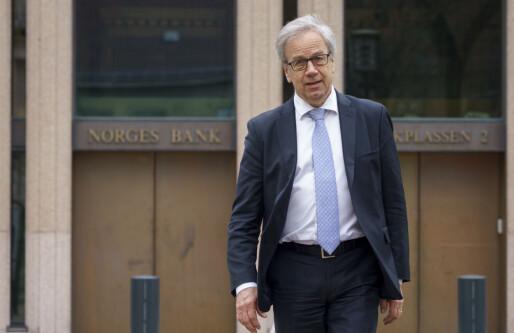 Norges Bank vil teste tekniske løsninger for en «e-krone»