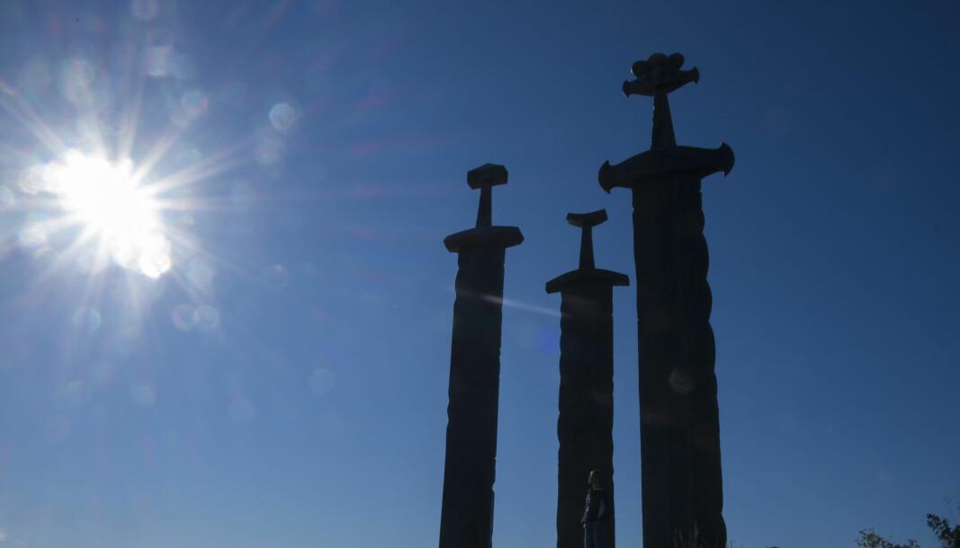 Sverd i sten på Madla utenfor Stavanger var et vendepunkt i norsk historie. Det samme var funnet av olje. Nå investeres stadig mer av oljegevinsten i fremtidens bedrifter
