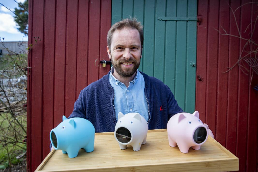 Nöffe-gründer Jens Braathen forteller om utfordringene da de droppet sitt første banksamarbeid. Nå er tjenesten relansert.