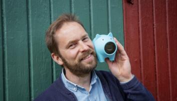 Daglig leder i Nöffe, Jens Braathen, planlegger å rulle sparegrisen ut i Europa.