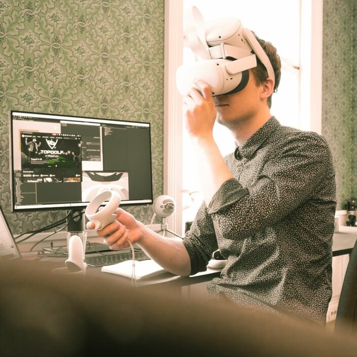 Blir den nye hjemmekontor-hverdagen virtuell?