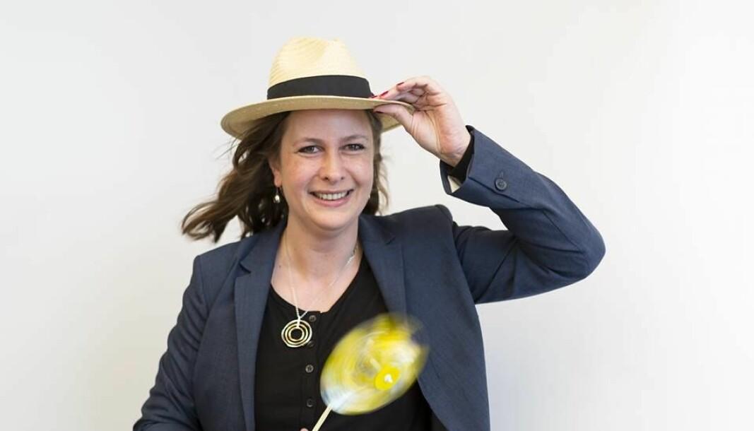 Daglig leder i det Stavanger-baserte investeringsselskapet Validé, Anne Cathrin Østbø.