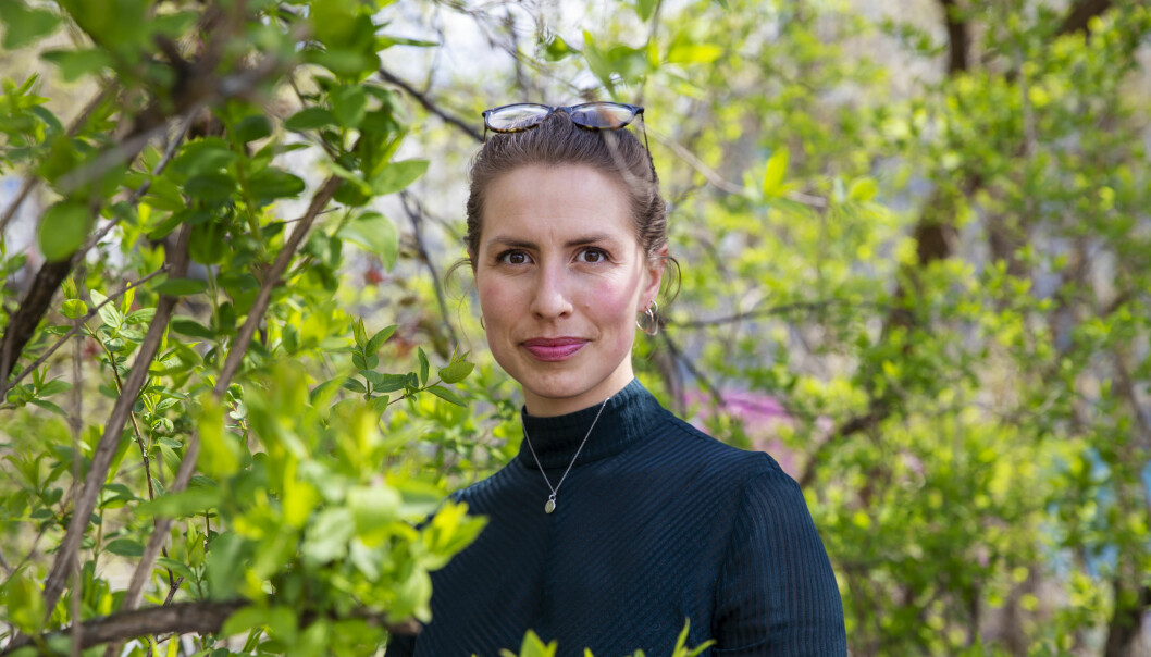Nina Heir er CEO i Katapult, men gjør også private investeringer som engleinvestor.