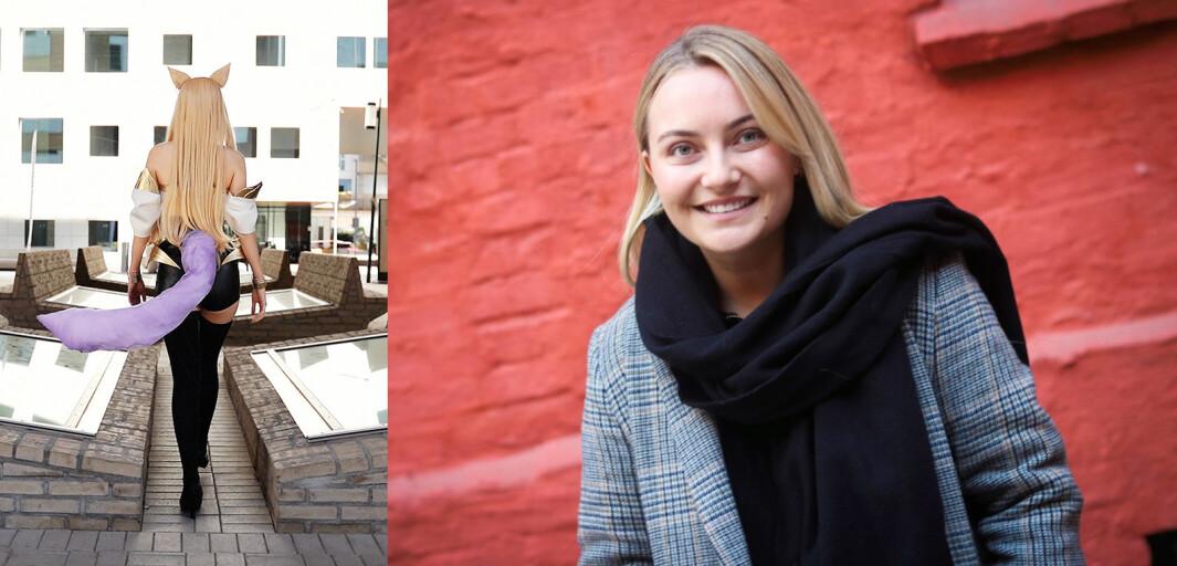 Vilde Bergan og Cosgear har hatt en særdeles vellykket folkefinansiering til sin kostyme-tech-startup.