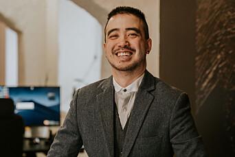 Creative director Edmond Yang.