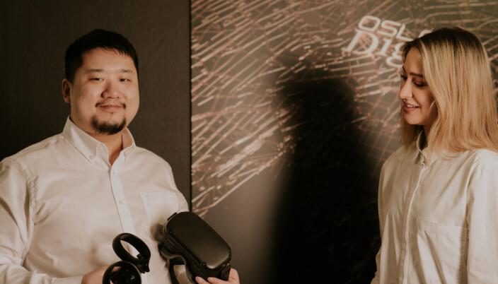 3D-artist Jun-Jie Yang.