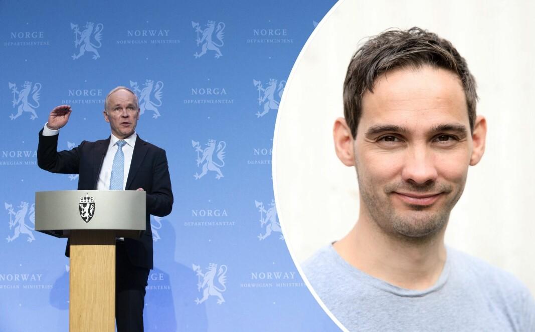 Shifter-redaktør Per Ivar Nikolaisen oppfordrer finansminister Jan Tore Sanner til å lytte mer - og handle raskere.