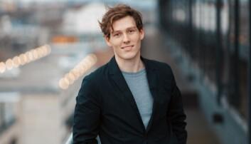 Sondre Blaasmo, CEO i Svenn.