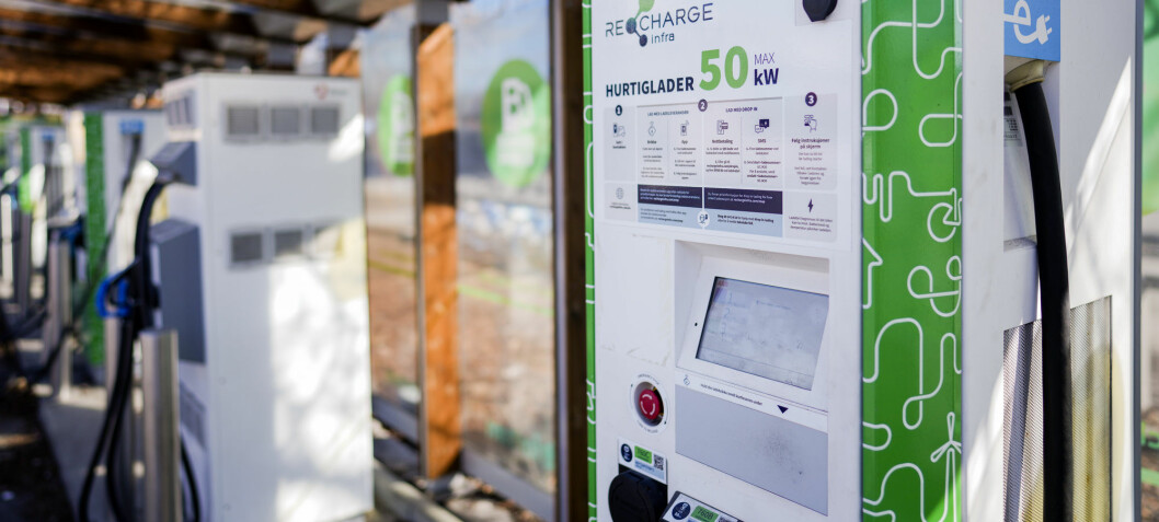 Posten investerer i trådløs elbil-lading