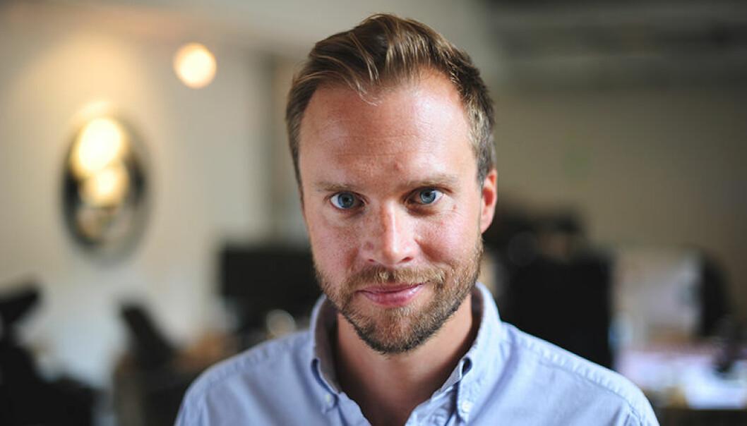 Gjeldfri-satsingen sammen med Storebrand har bidratt til å knekke inntektskoden for spare-appen Dreams. Nå håper gründer Johan Hemminger at det skal føre selskapet ut i verden.