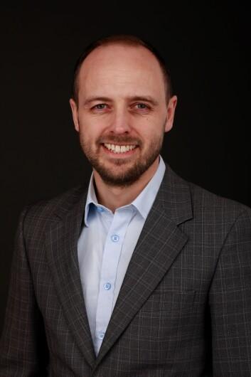 administrasjonssjef Torbjørn Langeland i Motitech.