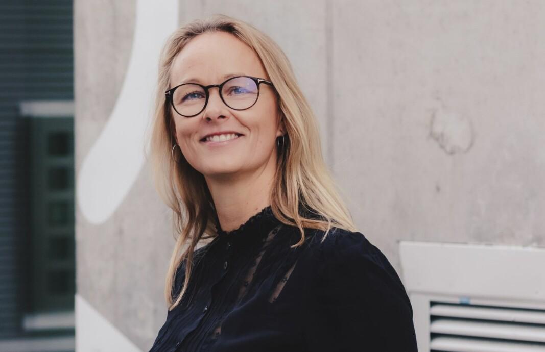 Elisabeth Haug forlater Vipps til fordel for nettapoteket Farmasiet.