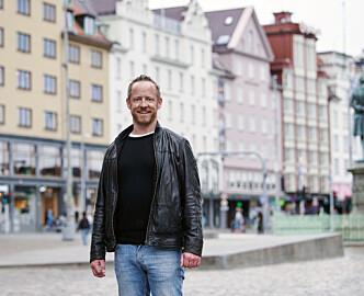 Med maskinlæring vil Jesper Algaard hjelpe folk å få nye venner