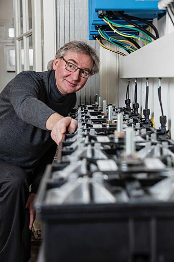 Peter Breihaupt, ny CEO i Heaten.