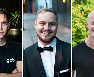 Tre investorer under 30