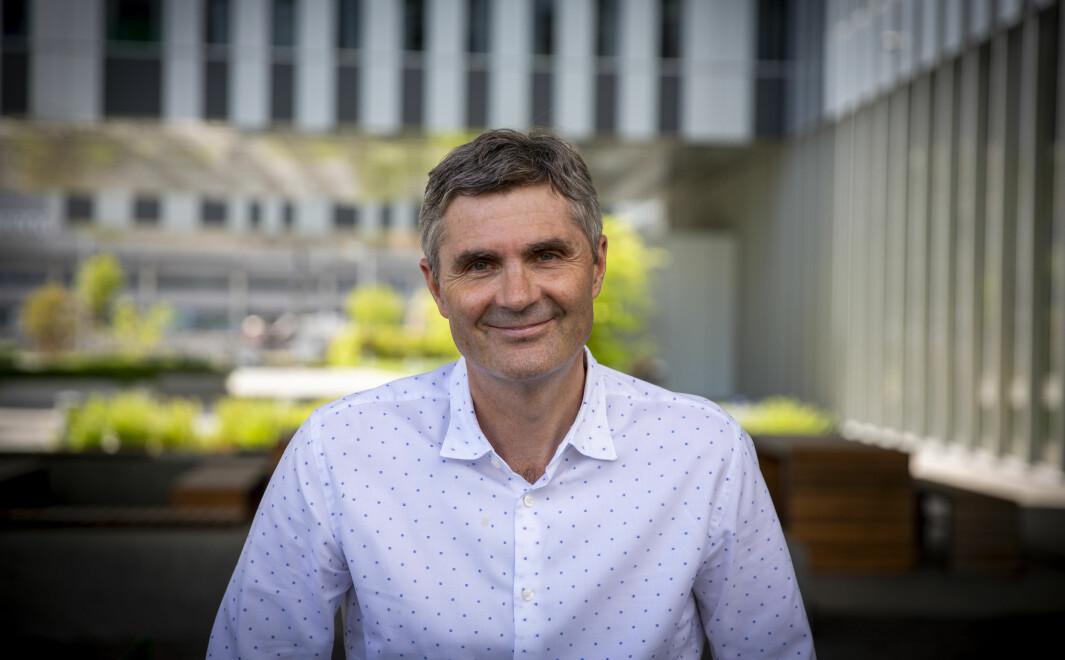 Norges første enhjørningsgründer? John Markus Lervik forteller om sitt første møte med sin nye investor.