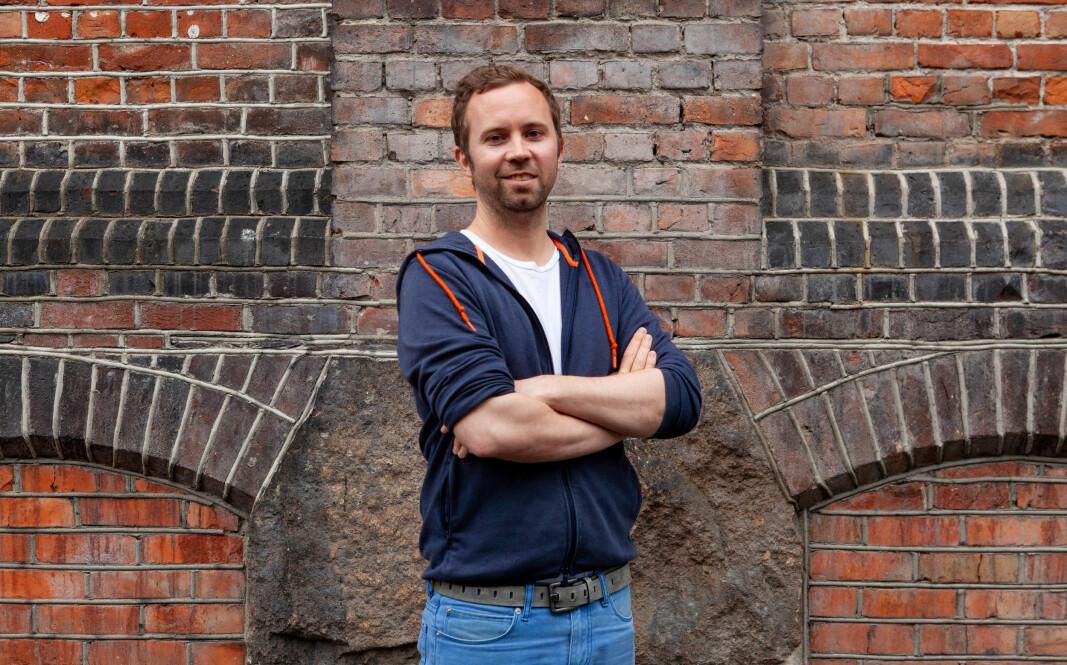 Andreas Mjelde har store planer for Tillit, og det ser ut til at det finnes tunge internasjonale investorer som har troen på ham.