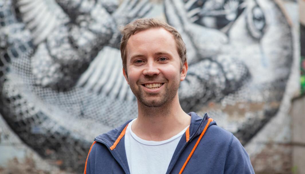 Andreas Mjelde tilpasser seg fortsatt overgangen fra Mexico City til Oslo.