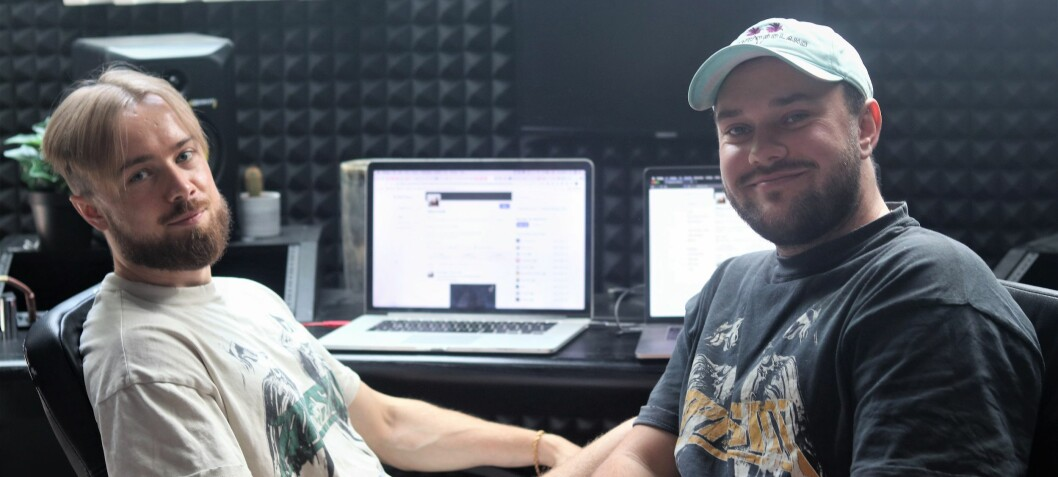 Finn og Tim investerte $30 på den kontroversielle plattformen: På få uker skjøt verdien til $5.700