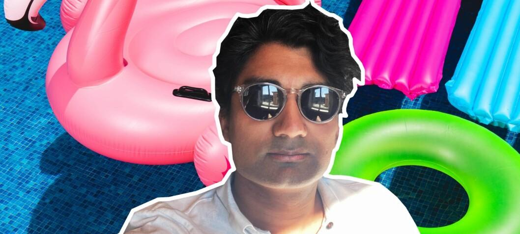 Murshid Ali: «Kunstneren og gründeren har mange fellestrekk»