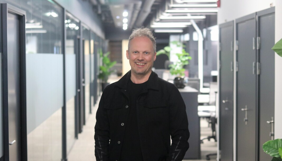 Partner i Snö Ventures, Teodor Bjerrang