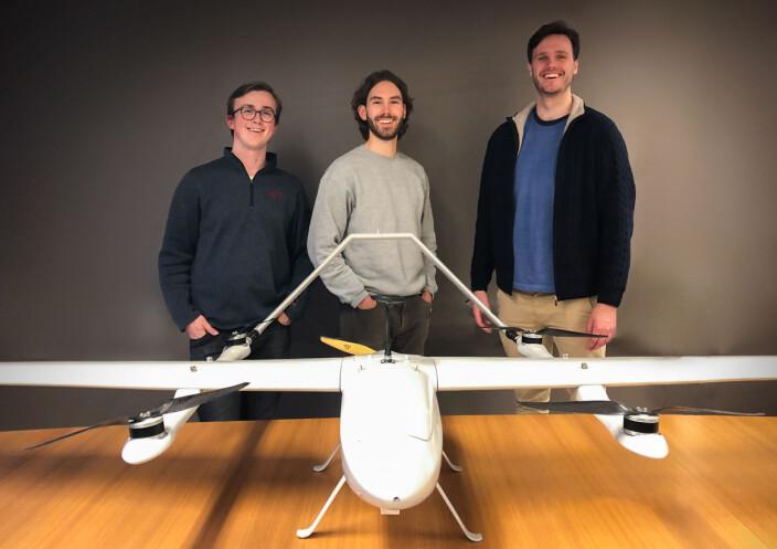 Droneselskapet Aviant henter 6,2 millioner kroner for å utvikle «rørpostsystem i luften»