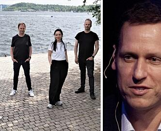 Peter Thiel blir investor og strategisk partner i det nye storfondet til norske Snö