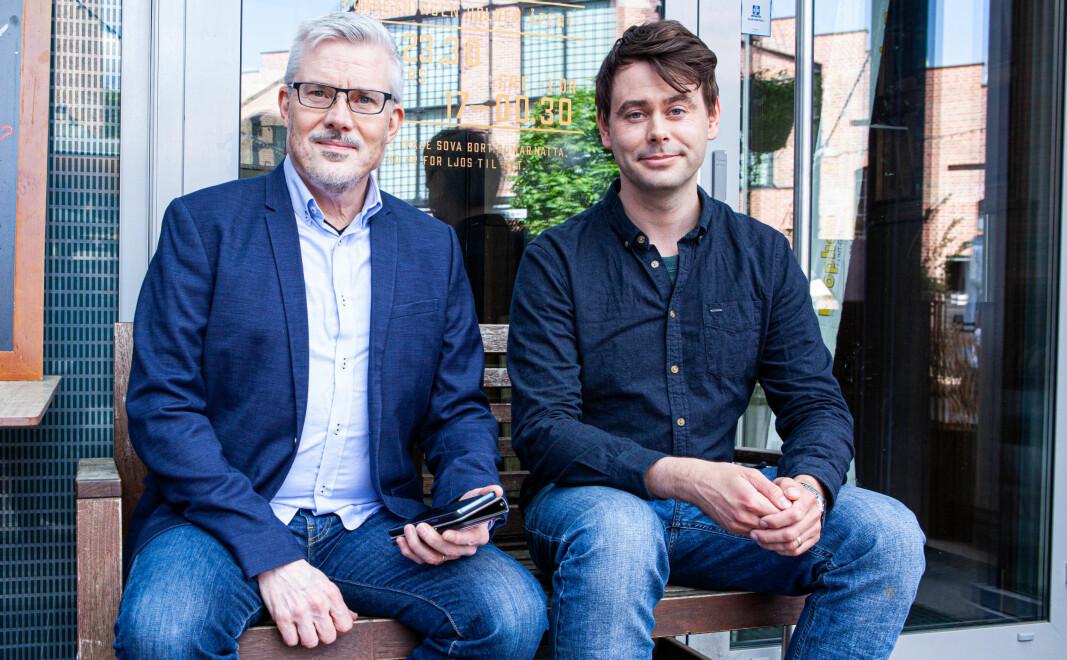 Stephan Nilsson og Torje Sunde i Abendum mener trippel bokføring med blokkjede som en tredje komponent har potensial å helt forandre revisjonsbransjen.