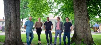 Over 50 jobbsøkere ville bli «Growth Manager» hos den gamle stillasutleieren i Halden