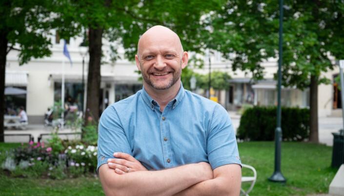 Thommy Tellefsen startet Leid AS sammen med Andreas Bukholm i 2016.