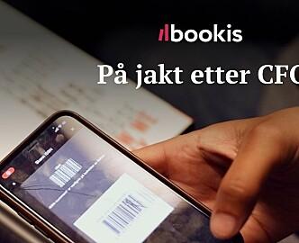 Økonomisjef (CFO)   Bookis