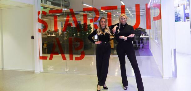 Denne gründerduoen satser knallhardt på to startups: «Vår kapasitet er på over hundre prosent»