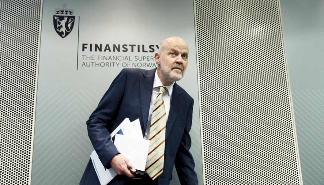 Direktør i Finanstilsynet, Morten Baltzersen.