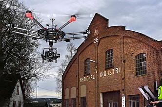 Obos går inn i droneselskap