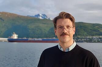 Drømmen om Nord-Norge: Øystein vendte hjem fra Amerika for å satse globalt fra en kjellerleilighet i Narvik