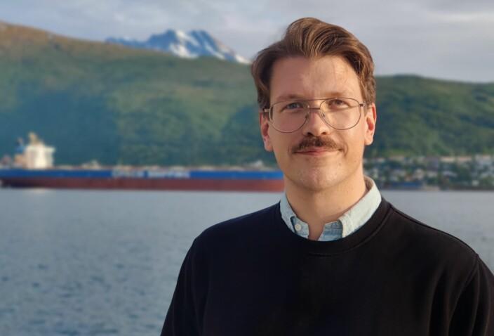 Øystein vendte hjem fra Amerika for å satse globalt fra en kjellerleilighet i Narvik
