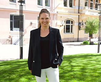 Engleinvestor Linn-Cecilie Linnemann går gjerne først inn i startups, men da må gründerne tørre å snakke om exit