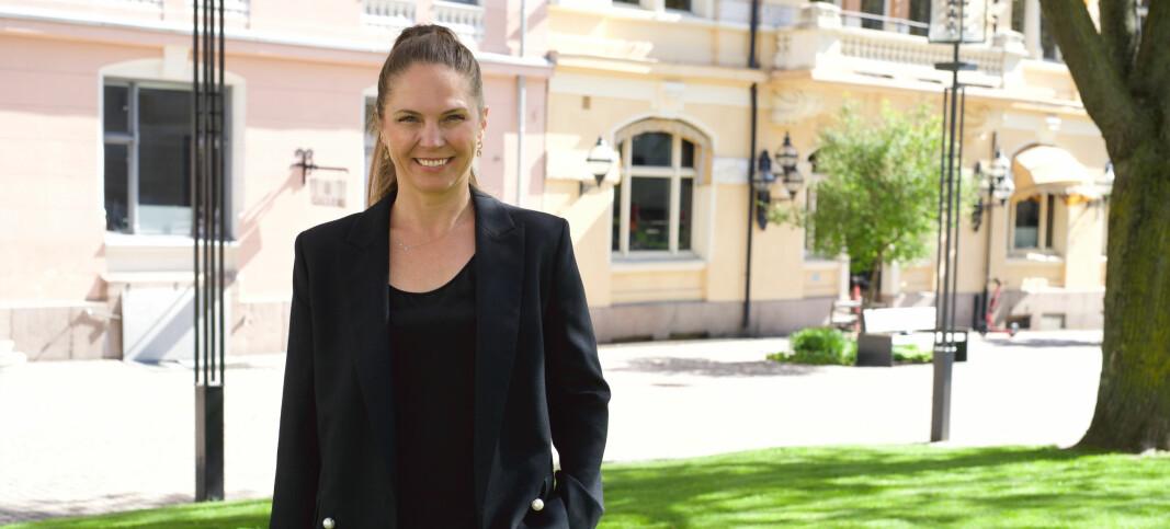 Linn-Cecilie Linnemann går gjerne først inn i startups, men da må gründerne tørre å snakke om exit