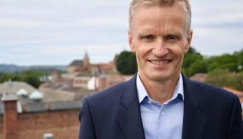 Eirik Lunde er ny styreleder i Bumbee Labs.