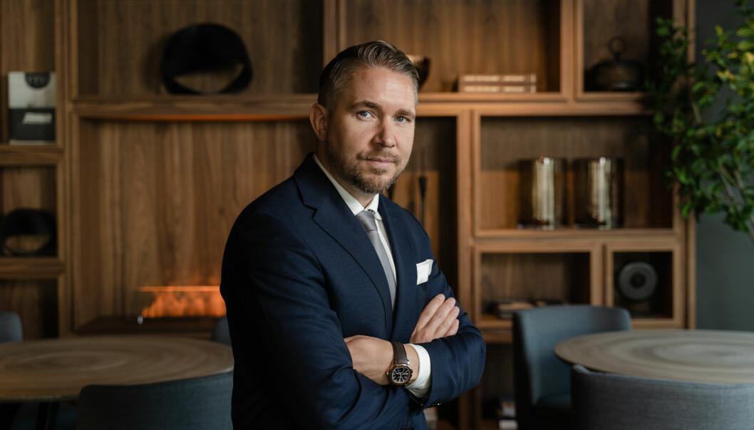 Gründer av Advokatguiden Erling Løken Andersen.