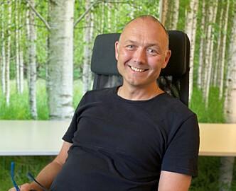 Viruset spolerte drømmejobben for seriegründer Kristian Bye: Slutter i Innovasjon Norge og flytter hjem fra Silicon Valley