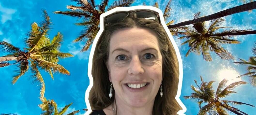 Kathleen Meling: «Nå har jeg vært gjennom så mye flaut, at nå gidder jeg ikke bruke energi på å bli flau lenger»