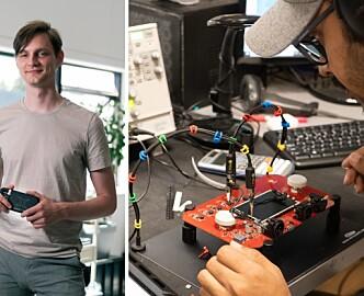 Rift Labs lyser etter nye muligheter: Henter 20 millioner til LED-teknologi