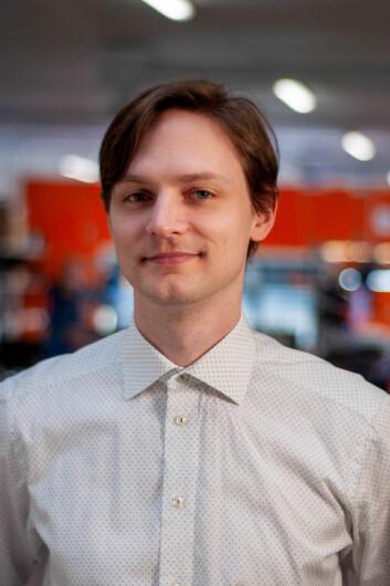 Daglig leder Halvard Aagaard i Rift Labs.
